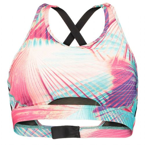 REDUCED.O'NEILL WOMENS SPORTS BRA.NEW ACTIVE MESH INSERT MEDIUM SUPPORT TOP S20F